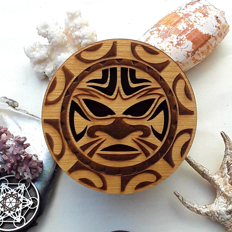 Boite Tiki