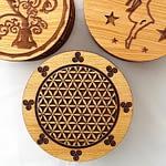 Nos différentes boites en bois