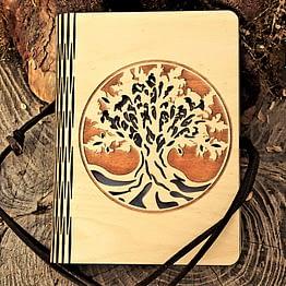 carnet arbre de vie