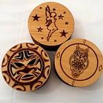 Présentation de nos différentes boites en bois