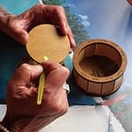 Montage de la boite mandala