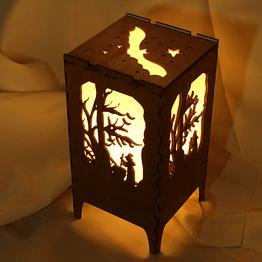 lampe sorcière