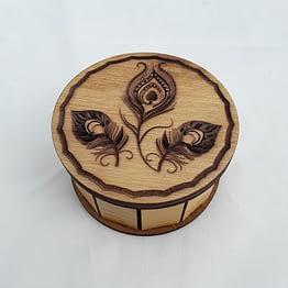 Boite en bois